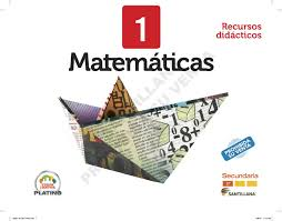 Download your content and access it with and without internet connection from your smartphone, tablet, or computer. Matematicas 1 De Secundaria Resuelto 2020 Libro Gratis Cute766
