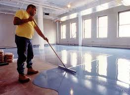 Basement Floor Finished New Paint 1742 Latest Decoration Ideas