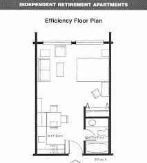 Small One Bedroom Apartment Floor Plans Studio Apartment Design Studio Apartments Plans Apartment
