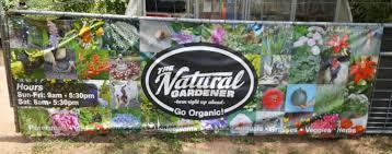 austin trip the natural gardener
