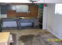 wet dank basement pa basement waterproofing49