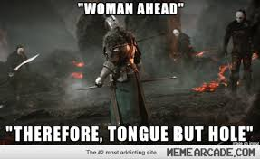 Dark Souls 2 players know how to win over the ladies - Meme Arcade via Relatably.com