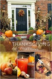 thanksgiving front door decorations20 Easy Thanksgiving Decorations for Your Home
