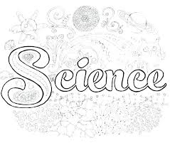 Science Coloring Free Science Coloring Pages Coloring Pages For