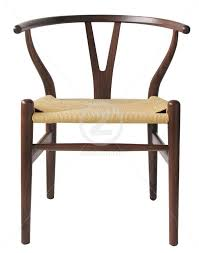 nordic y back dining chair walnut