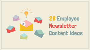 Employee Of The Month Write Ups 28 Employee Newsletter Content Ideas That Will Boost Engagement