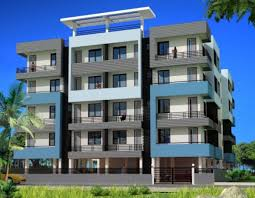 Apartment Complex Design Ideas Modern Apartment Design Plans - Modern apartment building elevations