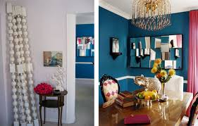 Antique Contemporary Dining Room M Design Interiors Residential Projects West Hollywood Residence Very Blue Teal Houzz Color Guide How To Use Teal