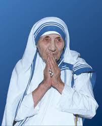 Image result for mother teresa image