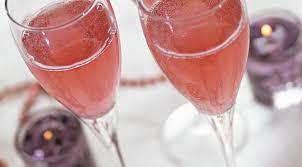 Картинки по запросу Как приготовить алкогольный коктейль «Kir Royal» с шампанским