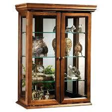 hanging curio cabinet country hardwood wall curio cabinet collectible display case wall curio cabinet shadow box
