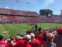 Carter Finley Stadium Seating Chart Rows Carter Finley Stadium Section 22 Row M Home Of North