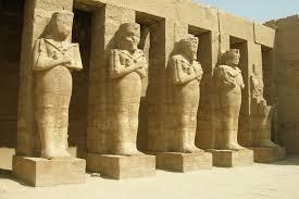 Крупнейшие храмы Древнего Египта Карнакский храм в древности назывался Ипет Исут крупнейший храмовый комплекс Древнего Египта и главное государственное святилище Нового царства