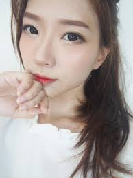 korean ulzzang puppy eyes makeup beauty ger indonesia