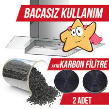 Siemens LC40955 / 01 / 02 / 04 Davlumbaz Karbon Filtresi