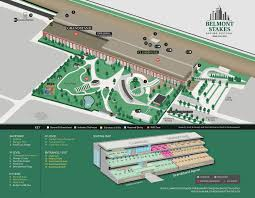 Belmont Park Seating Chart Belmont Stakes Gem Hospitality