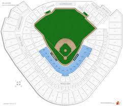 Miller Park Loge Level Infield Baseball Seating
