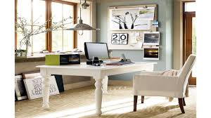 Home Office : Vintage Office Decor Vintage Style White Design ...
