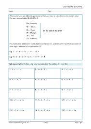 Kindergarten KS2 | Challenging Multiplication And Division ...