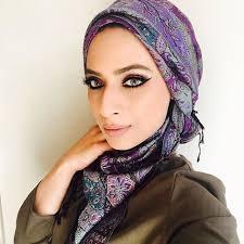 makeup and hijab styles saman munir makeuphijabs on insram photo may 4