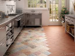 view in gallery arabesque tile kitchen floor patchwork equipe 4 jpg