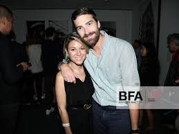 Nicole Mills, Adam Mills at JR Chronicles Opening:at Brooklyn Museum / id :  3939802 by Jocko Graves/
