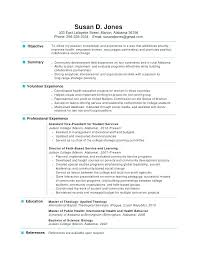 College Resume Tips Gorgeous Resume Template Without Objective Baniocha