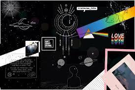 Black Aesthetic Laptop Background ...