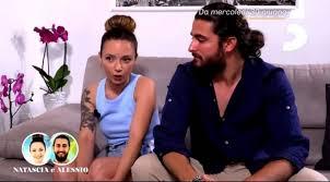Natascia and Alessio, the 5th couple of Temptation Island 2021