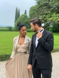 Georgette Polizzi e Davide Tresse: l'unica coppia di ...