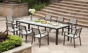black metal outdoor furniture. Curtain Amusing Metal Outdoor Table Black Furniture O