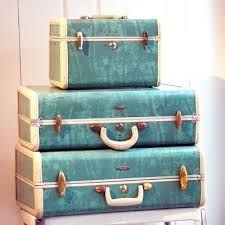 Image result for 1950s suitcase