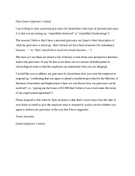37 Editable Grievance Letters Tips Free Samples