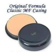 original formula max factor pan cake water activated foundation powder 117 tan no