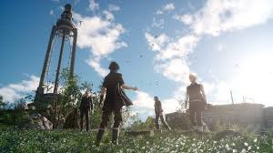 want to feel old final fantasy xv was announced years ago final fantasy xv 10 years jpg