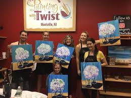 painting with a twist 19 photos paint sip 440 main rd montville nj phone number yelp