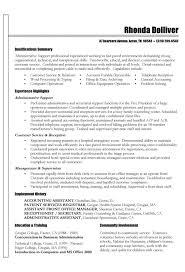 Skills For A Resume 19 Splendid Design Ideal Format 4