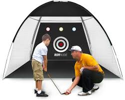 Amazon.com : Roanude Golf Practice Nets for Backyard Driving, Golf Target  Hitting Net with Carry Bag for Indoor and Outdoor, Black - 6.7FT : Sports &  Outdoors