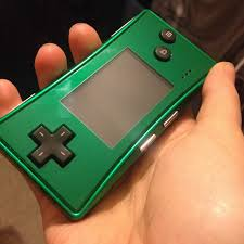 Gameboy Micro Charging Lights Green Nintendo Gameboy Micro Spares Or Repair