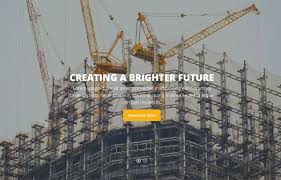 how to find construction jobs to bid on for free 20 best free construction website templates 2019 colorlib