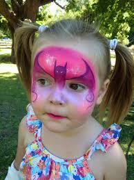 pink bat girl