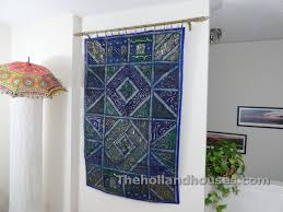 decorative wall hangings fabric