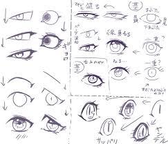 お目目の描き方 ちゃまるく さんのイラスト ニコニコ静画 イラスト