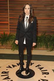 why is ellen page wearing so many suits d freakin awesome post by king ghidorah on 25 2014 at 5 47am
