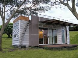The Costa Rican firm Cubica specializes in designing and building single  shipping container homes, which come with all the comforts of a larger house .