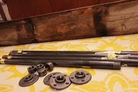diy pallet iron pipe. Here\u0027s Diy Pallet Iron Pipe L