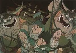 Creatures of Hobbit   VoVatia