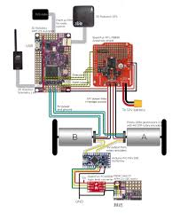 how to build a self balancing autonomous arduino bot make wiring diagram click here for a larger version