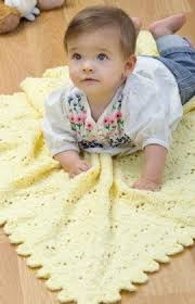 Free Baby Knitting Patterns Enchanting Knitting For Baby 48 Knit Baby Blankets AllFreeKnitting
