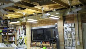 ceiling mount garage fan 1